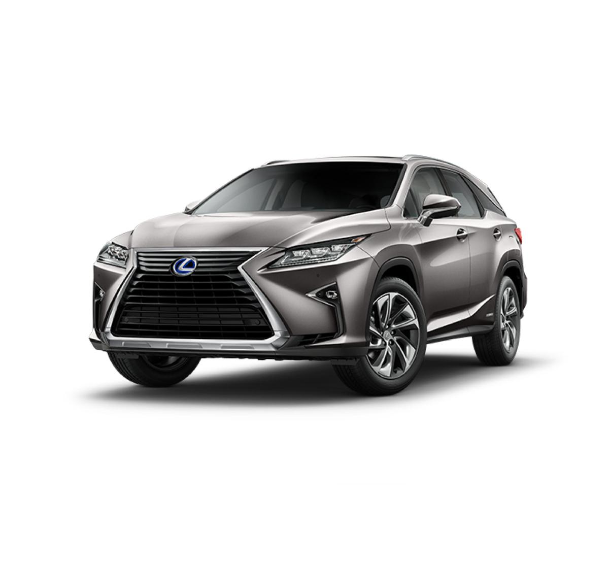 2018 Lexus RX 450hL Vehicle Photo in Santa Barbara, CA 93105