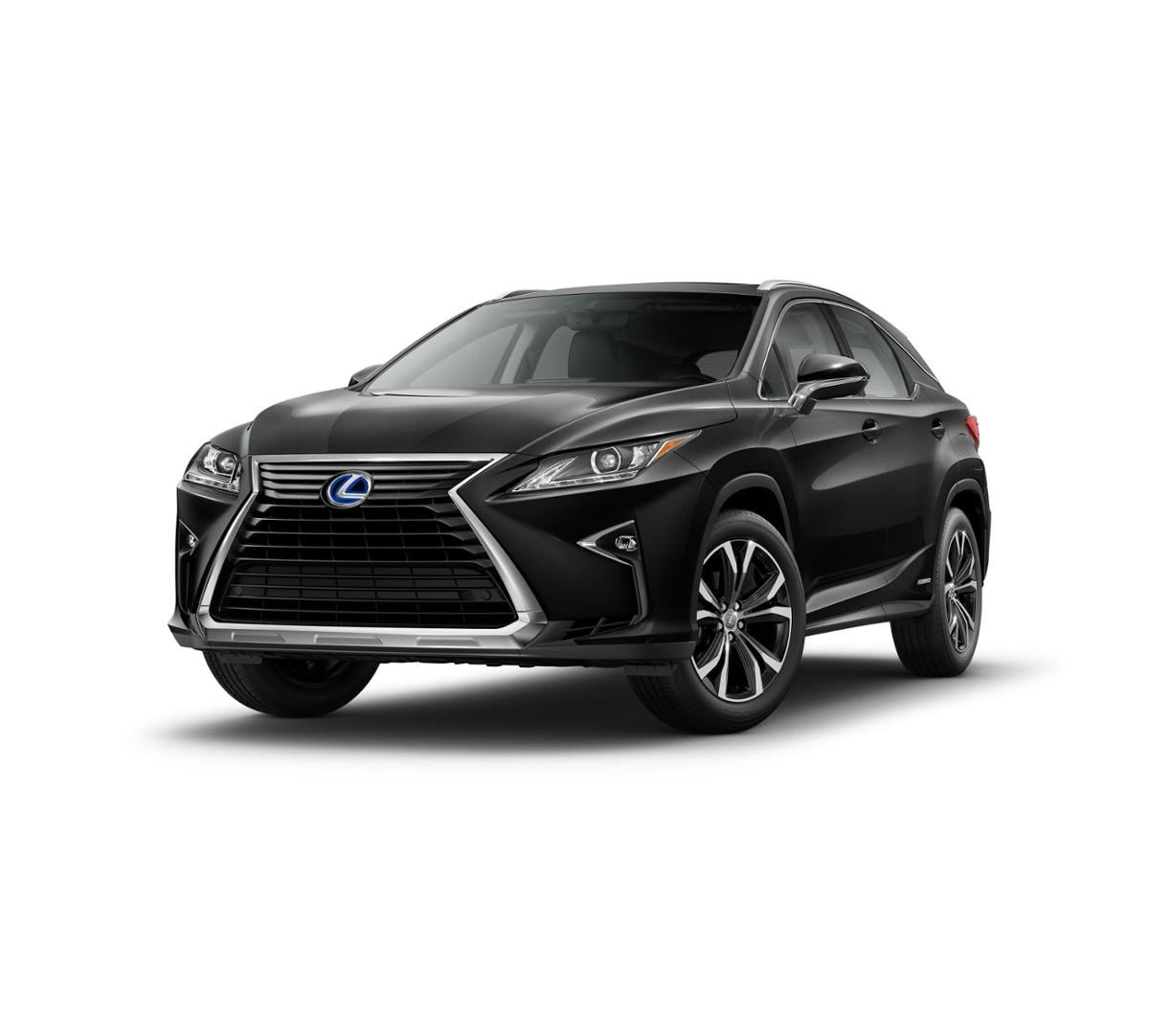 2018 Lexus RX 450h Vehicle Photo in Lakeway, TX 78734