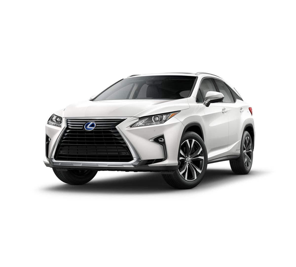 2018 Lexus RX 450h Vehicle Photo in Dallas, TX 75209