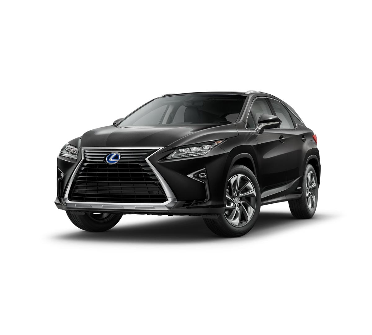 2018 Lexus RX 450h Vehicle Photo in Santa Monica, CA 90404