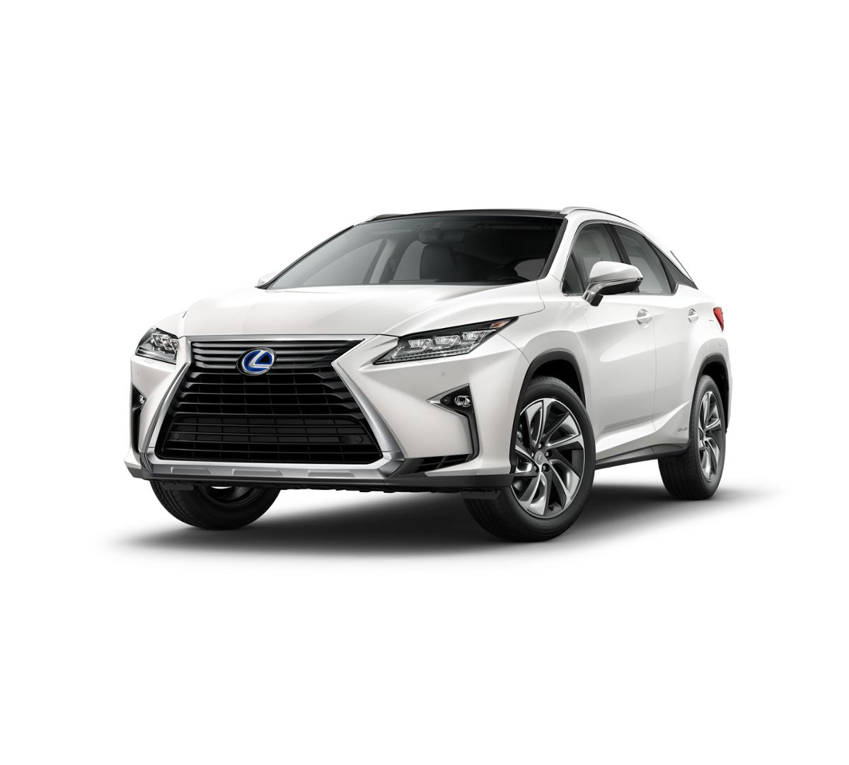 2018 Lexus RX 450h Vehicle Photo in Merriam, KS 66203