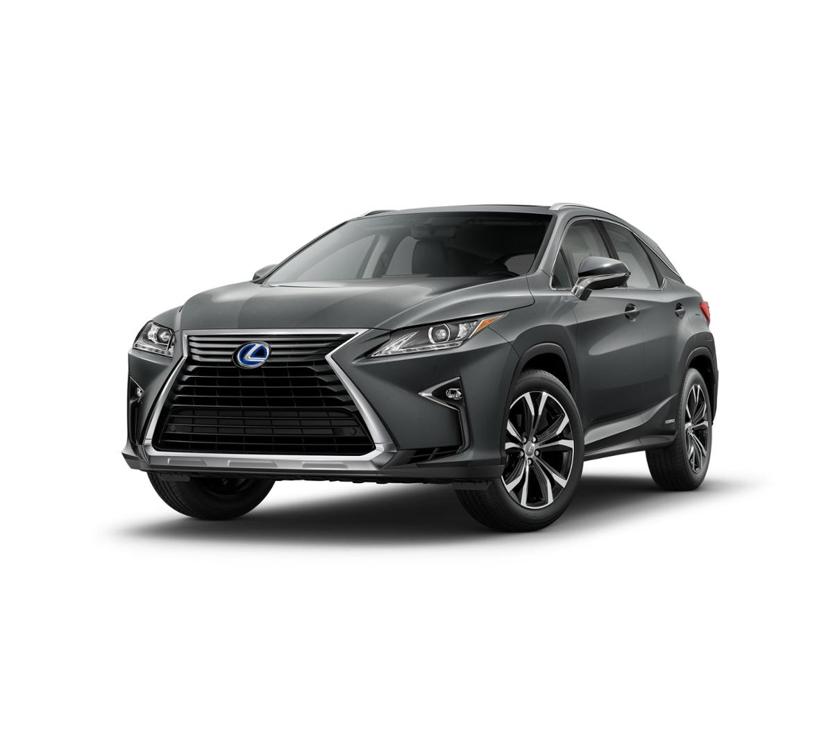2018 Lexus RX 450h Vehicle Photo in Larchmont, NY 10538