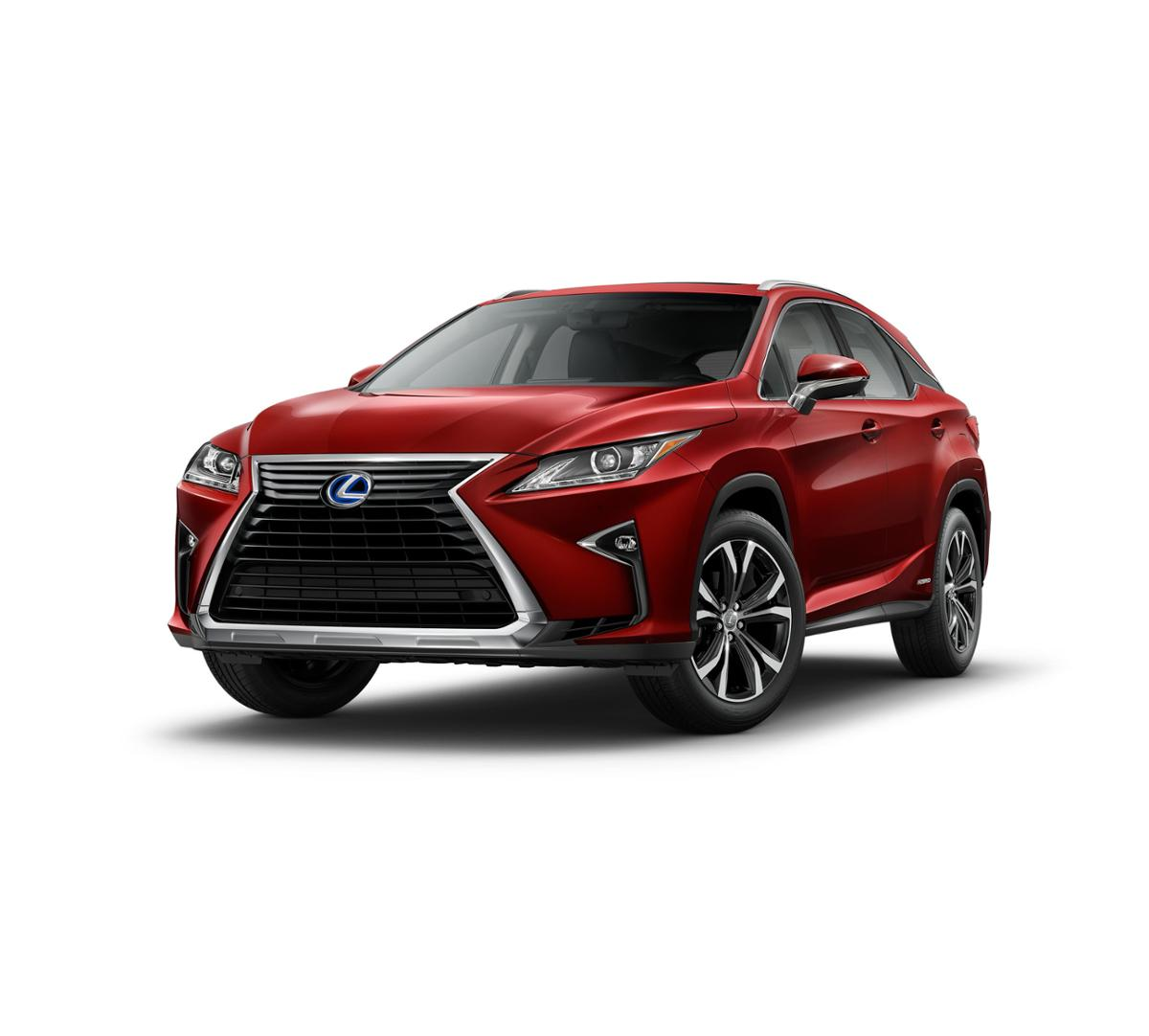 2018 Lexus RX 450h Vehicle Photo in Henderson, NV 89011