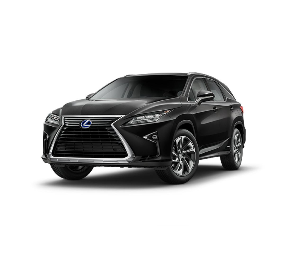 2018 Lexus RX 450hL Vehicle Photo in Torrance, CA 90505