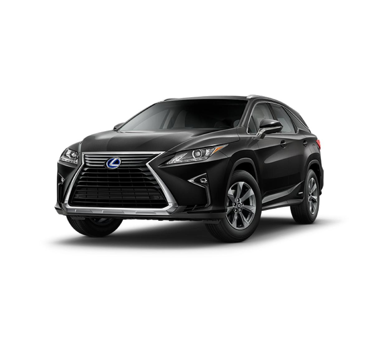 2018 Lexus RX 450hL Vehicle Photo in Fort Worth, TX 76132