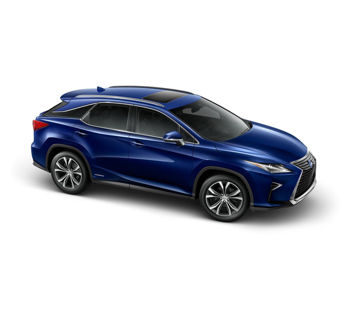 Lexus Dealer Towson Md >> Towson Nightfall Mica 2018 Lexus RX 450h: New Suv for Sale -Y21648