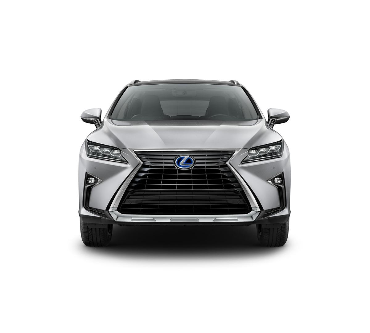 Silver Lining Metallic 2018 Lexus Rx 450h 450h For Sale In