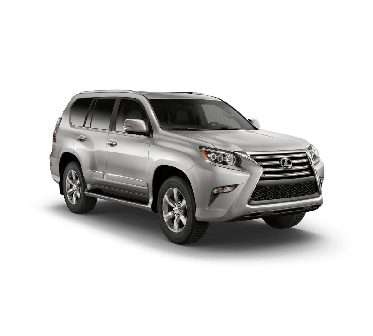 2018 Lexus GX 460 Vehicle Photo in Las Vegas, NV 89146