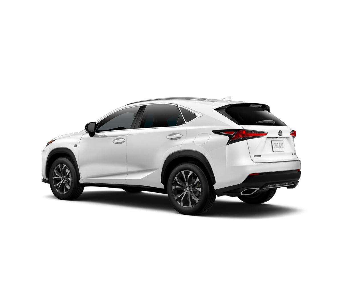 2018 Ultra White F SPORT Lexus NX 300 For Sale In San