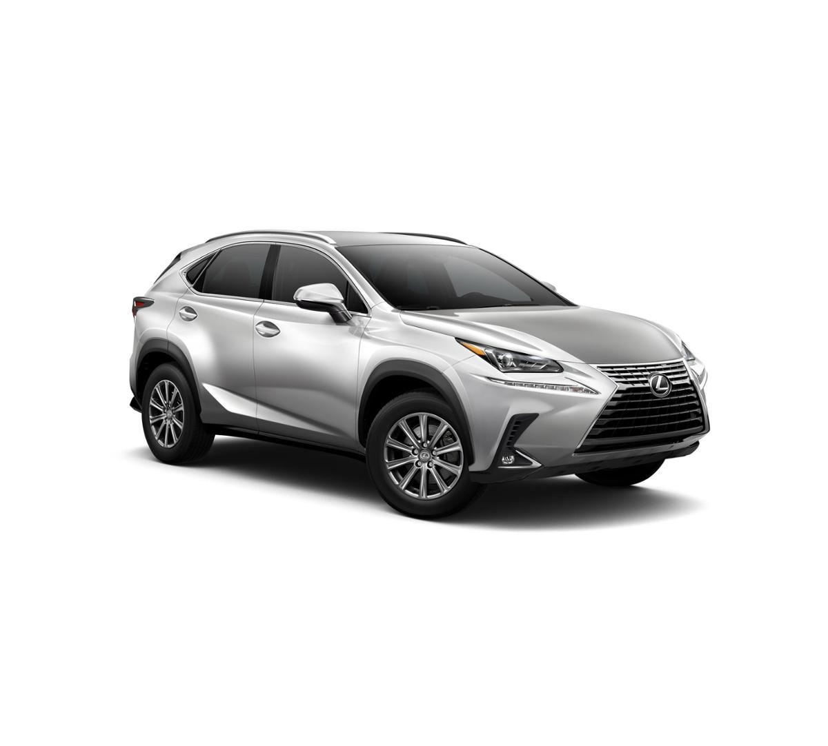 Used Turbo Suv: 2018 Lexus NX 300 Bedford NH