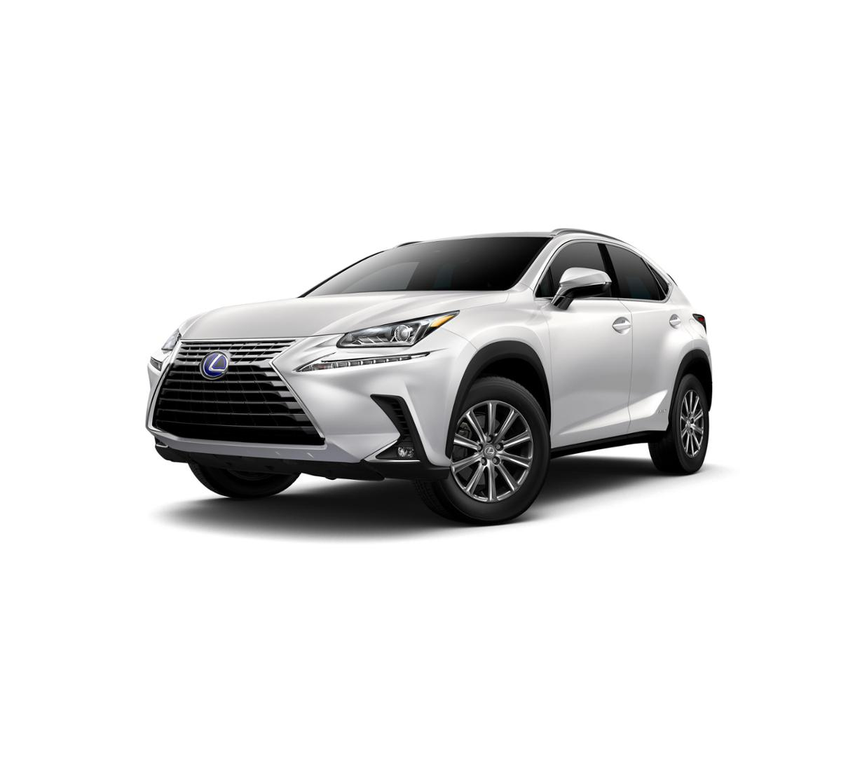 2018 Lexus NX 300h Vehicle Photo in Fort Worth, TX 76132