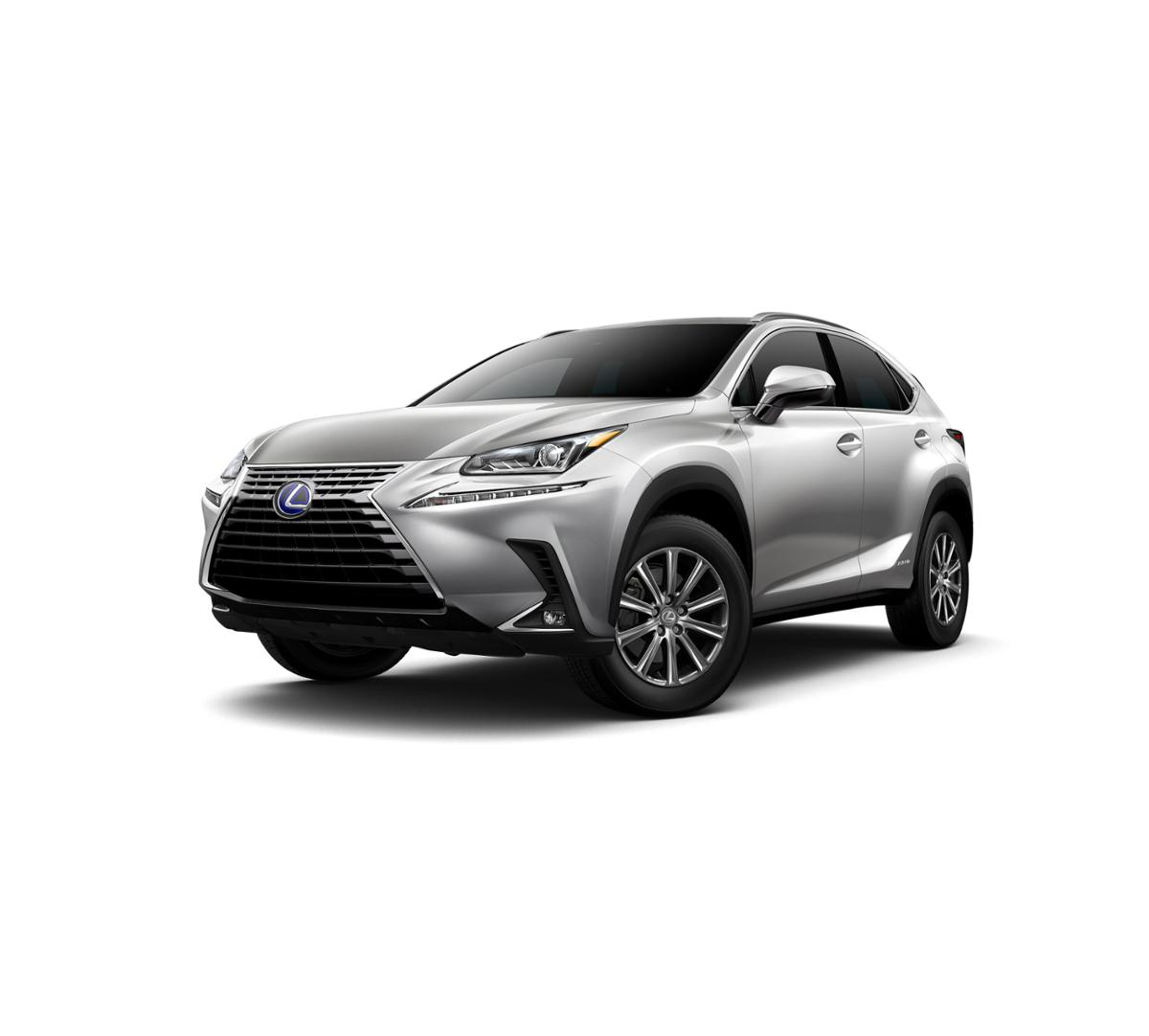 2018 Lexus NX 300h Vehicle Photo in Charlotte, NC 28212