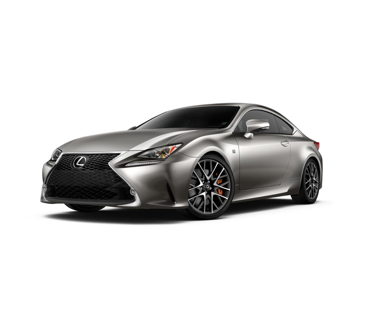 2018 Lexus RC 350 Vehicle Photo in Houston, TX 77074