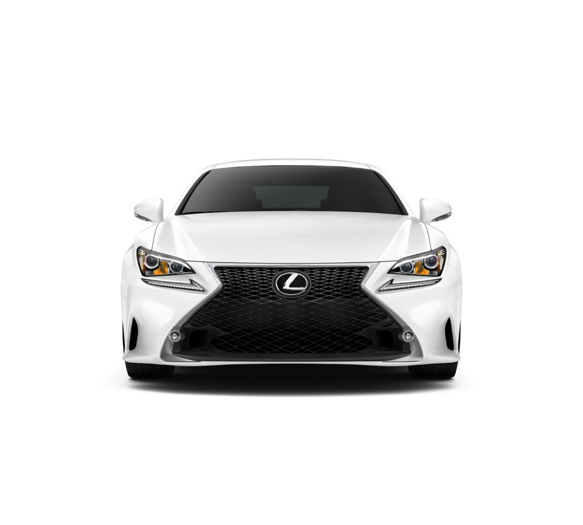 Lexus Rc 350 F Sport Price: New Ultra White 2018 Lexus RC 350 F Sport In Clearwater