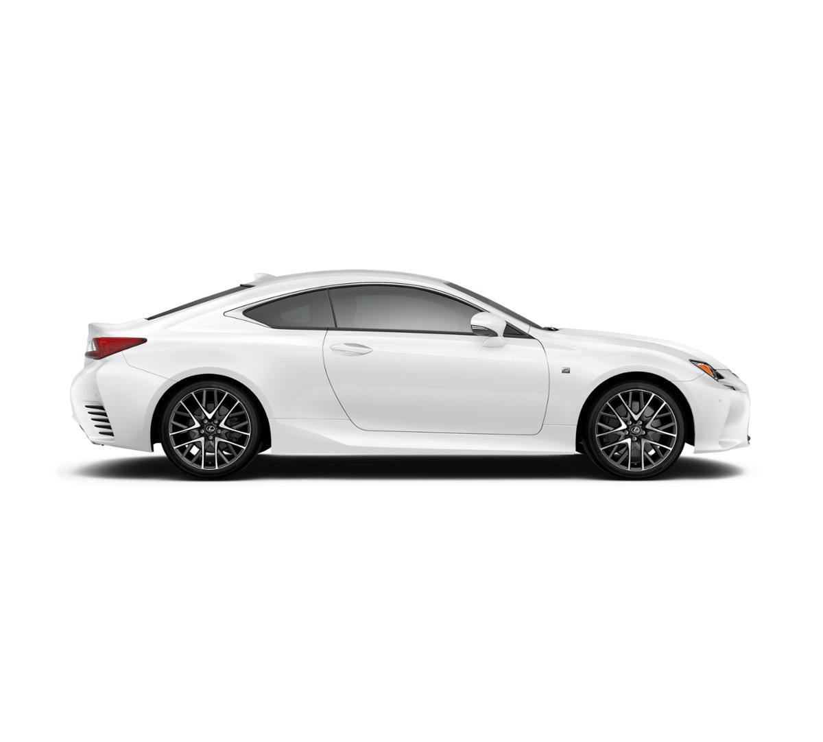 Lexus Rc 350 F Sport Price: New Ultra White 2018 Lexus RC 350 F Sport In Tampa, FL