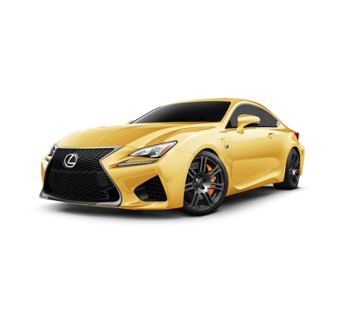 2018 Lexus RC F Vehicle Photo in Houston, TX 77074