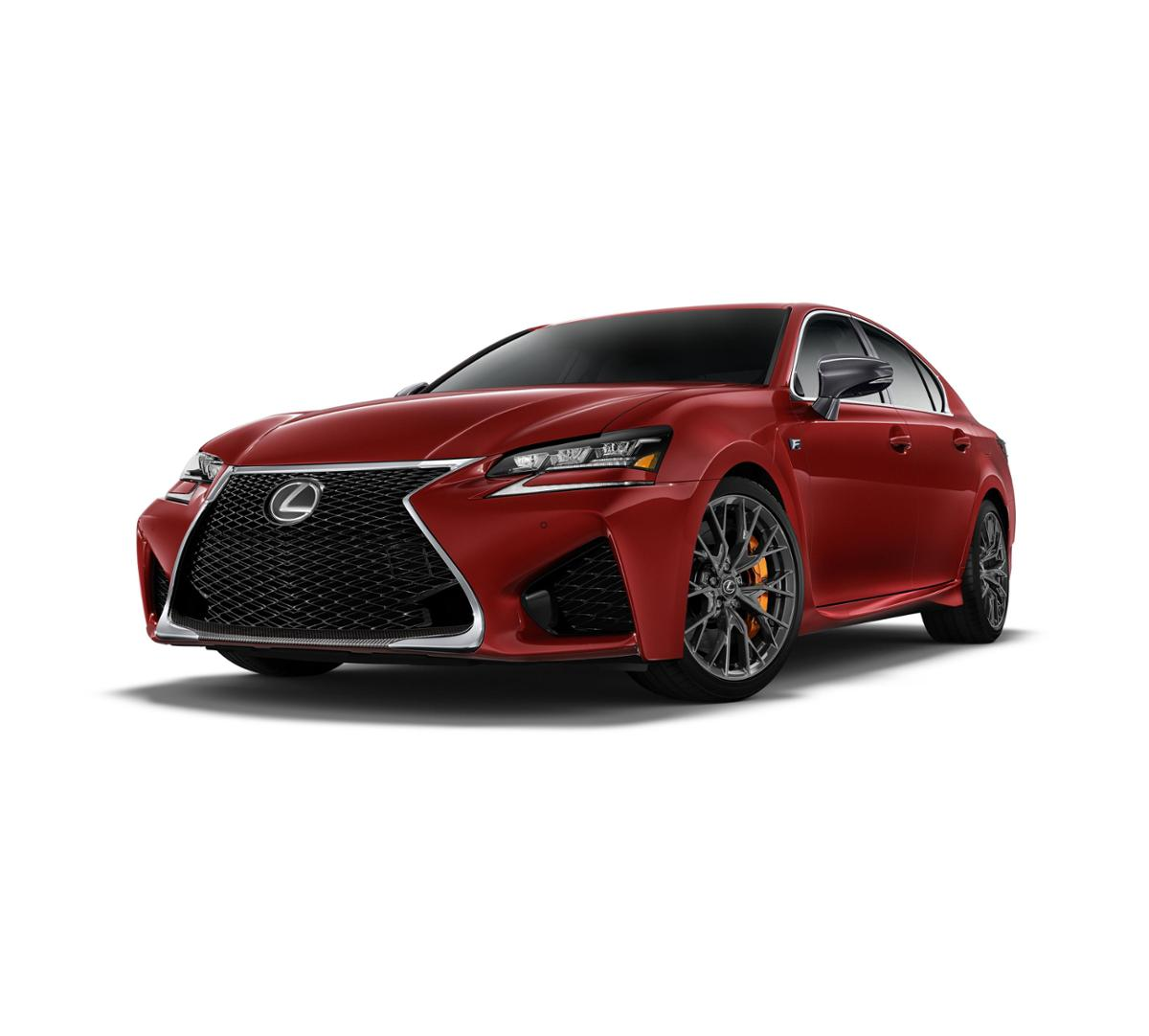 2018 Lexus GS F Vehicle Photo in Houston, TX 77074