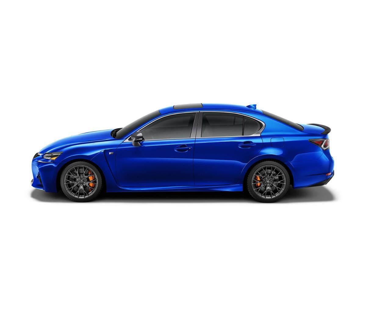 Lexus Gs For Sale: 2018 Lexus GS F Ultrasonic Blue Mica : New Car