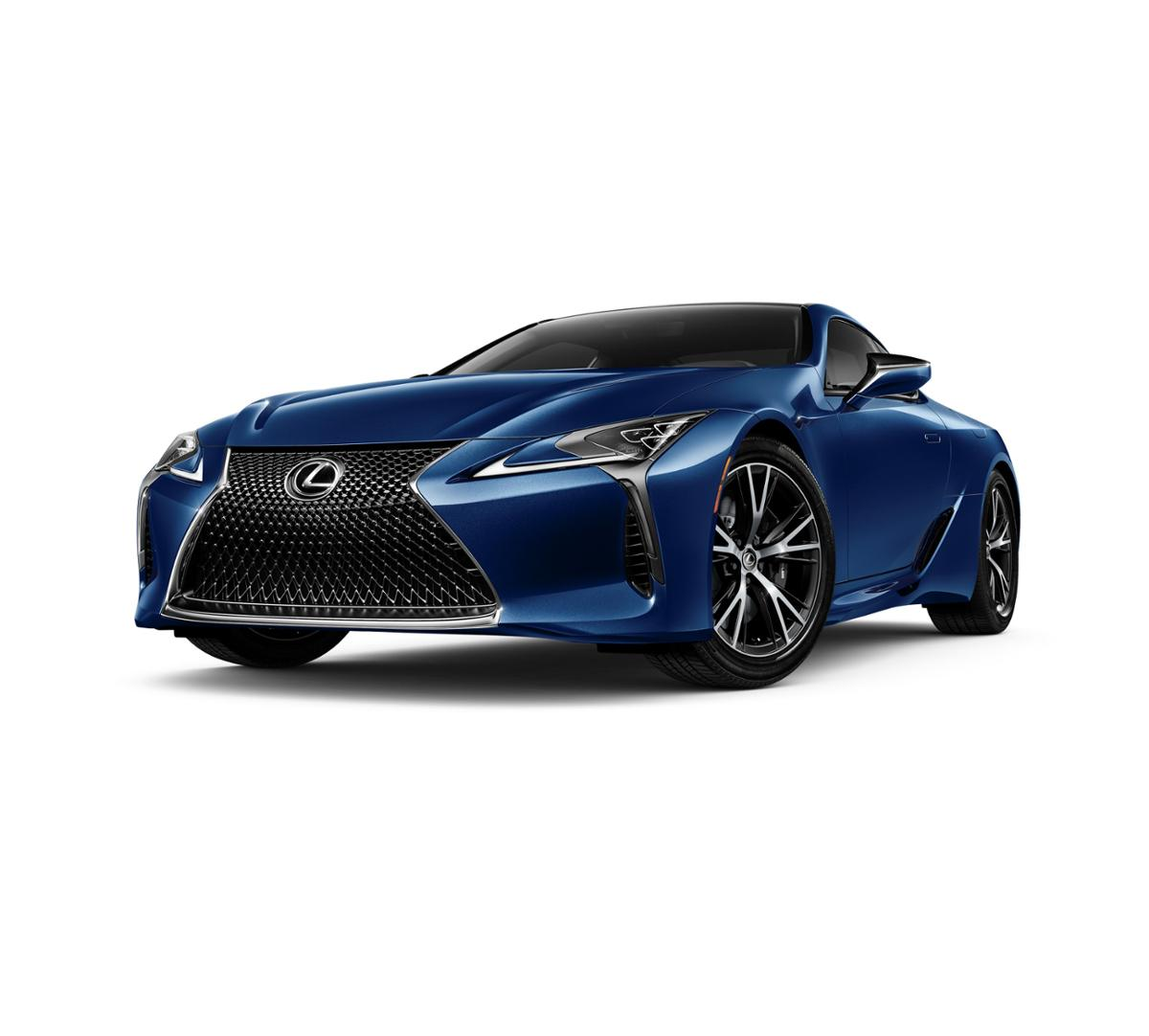 2018 Lexus LC 500 Vehicle Photo in Santa Monica, CA 90404