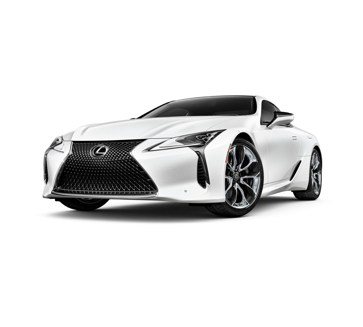 2018 Lexus LC 500 Vehicle Photo in Houston, TX 77546