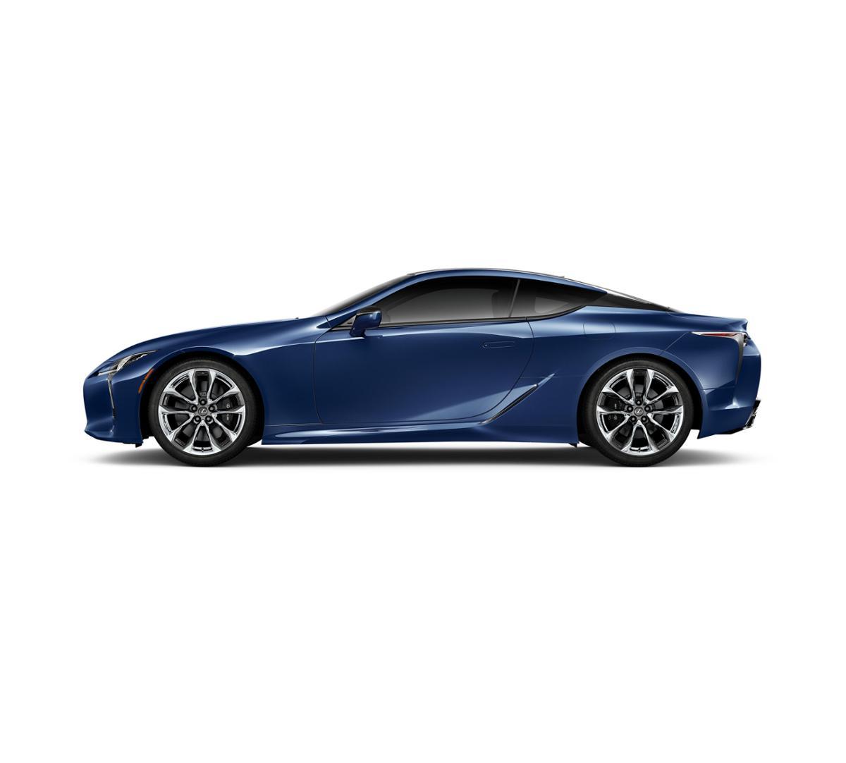 Dallas New 2018 Lexus LC 500 Nightfall Mica: Car For Sale