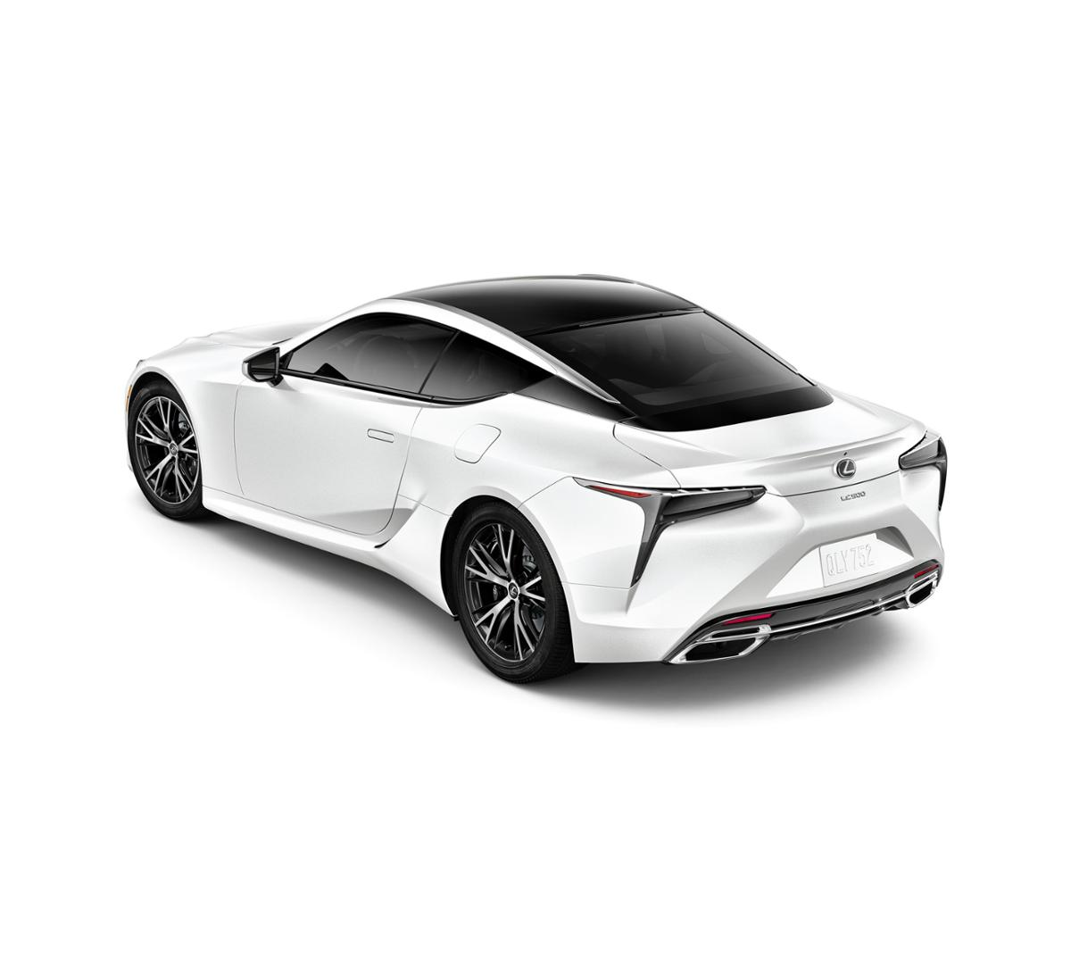 Lexus Dealership Dallas >> Dallas Certified 2018 Lexus LC 500 Ultra White: Car for Sale - JTHHP5AY7JA003858