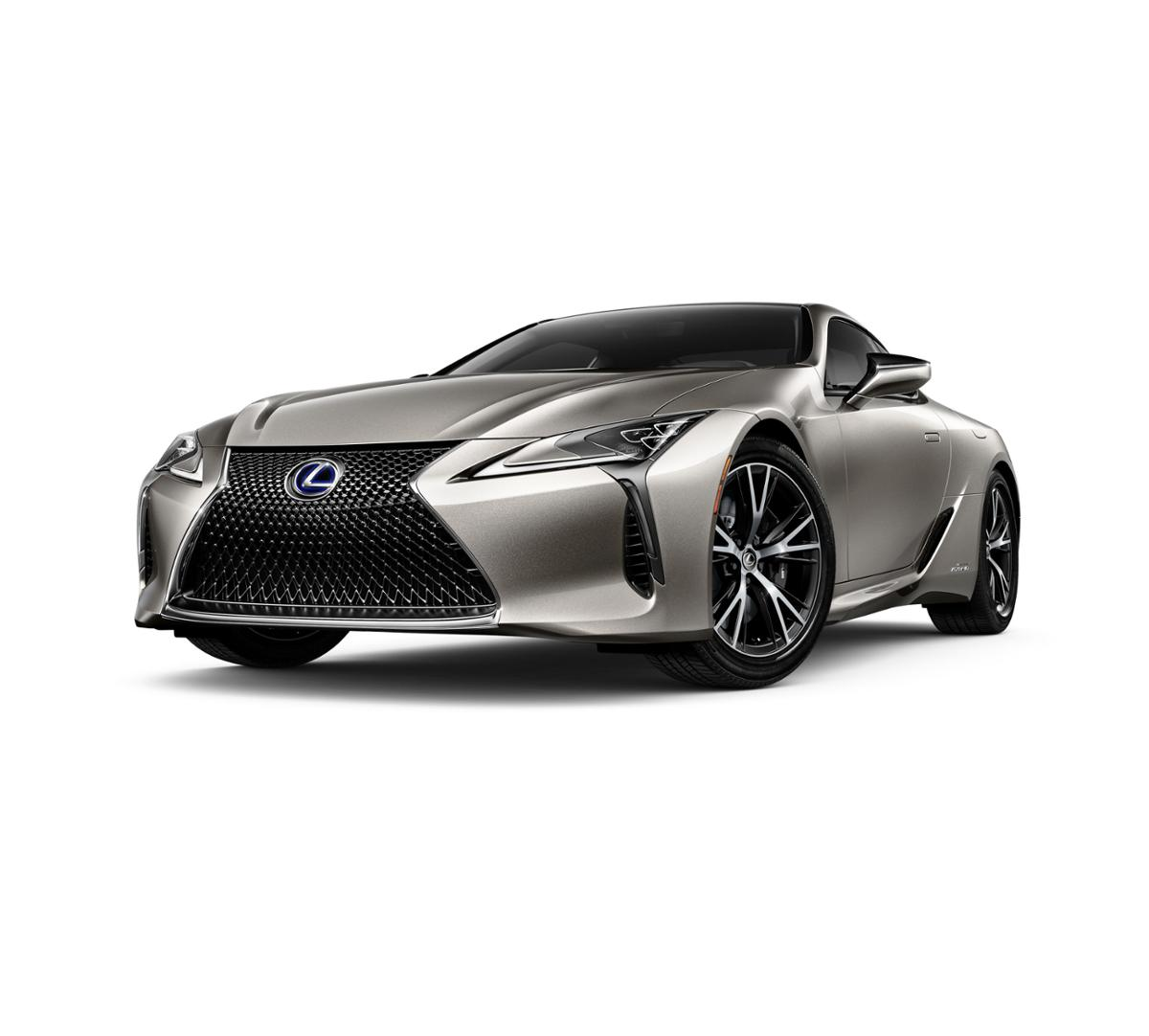2018 Lexus LC 500h Vehicle Photo in Houston, TX 77074