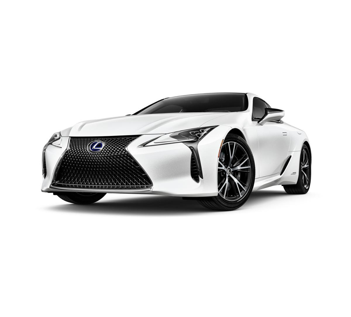2018 Lexus LC 500h Vehicle Photo in Santa Monica, CA 90404