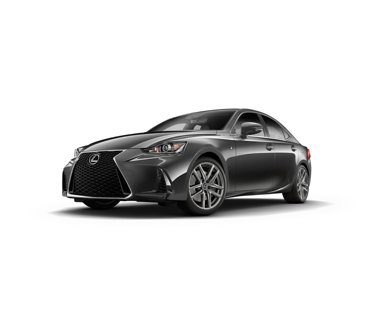 2019 Lexus IS 350 Vehicle Photo in Santa Monica, CA 90404