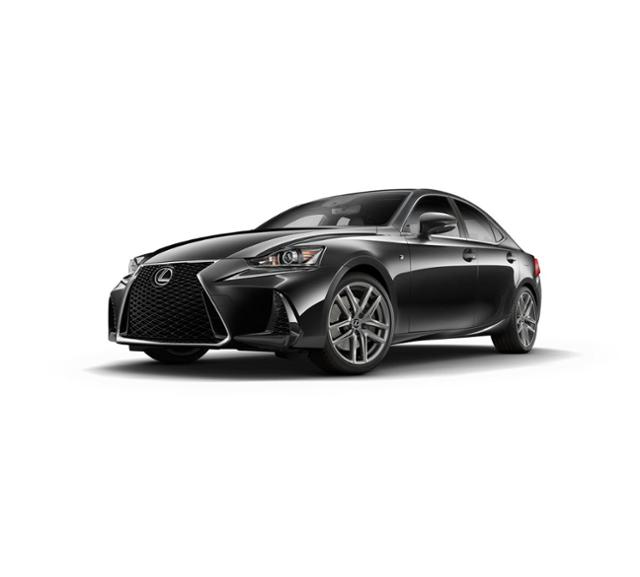 obsidian 2019 lexus is 300 f sport for sale in lakeway - 1272is