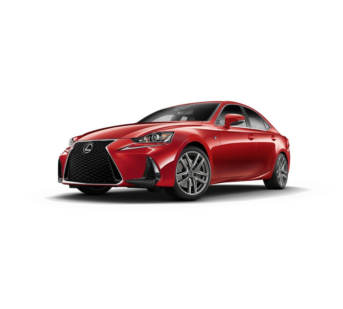 2019 Lexus IS 350 Vehicle Photo in Dallas, TX 75209