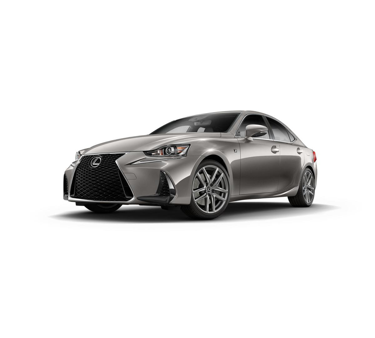 2019 Lexus IS 350 Vehicle Photo in El Monte, CA 91731