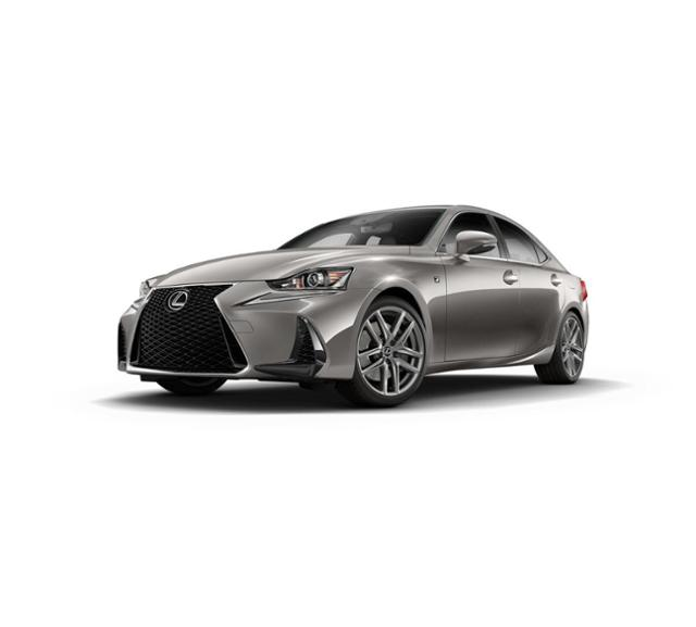 Fort Worth New 2019 Lexus Is 300 Atomic Silver Car For Sale In Dfw