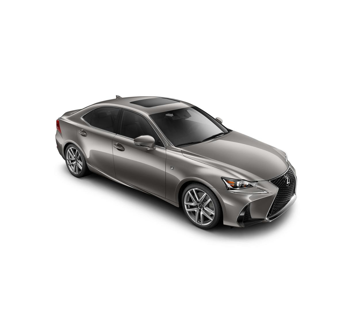 2019 Atomic Silver F SPORT Lexus IS 350 For Sale In San