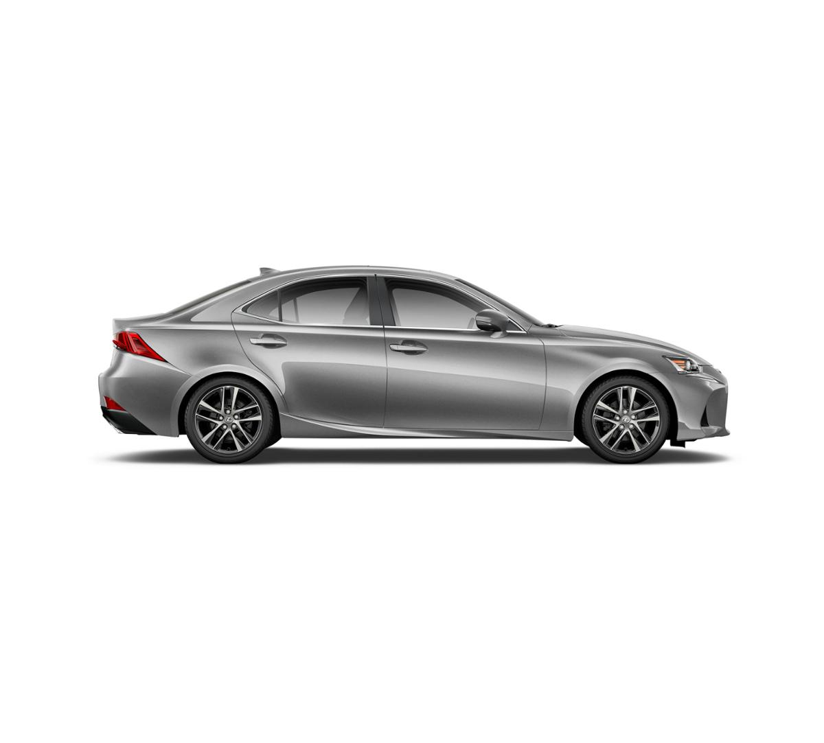 Willow Grove Liquid Platinum 2019 Lexus IS 300: New Car