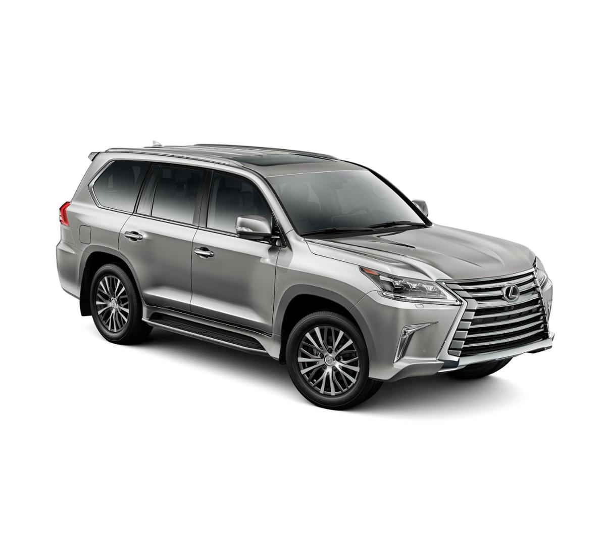 2019 Lexus LX 570 Vehicle Photo in Santa Barbara, CA 93105