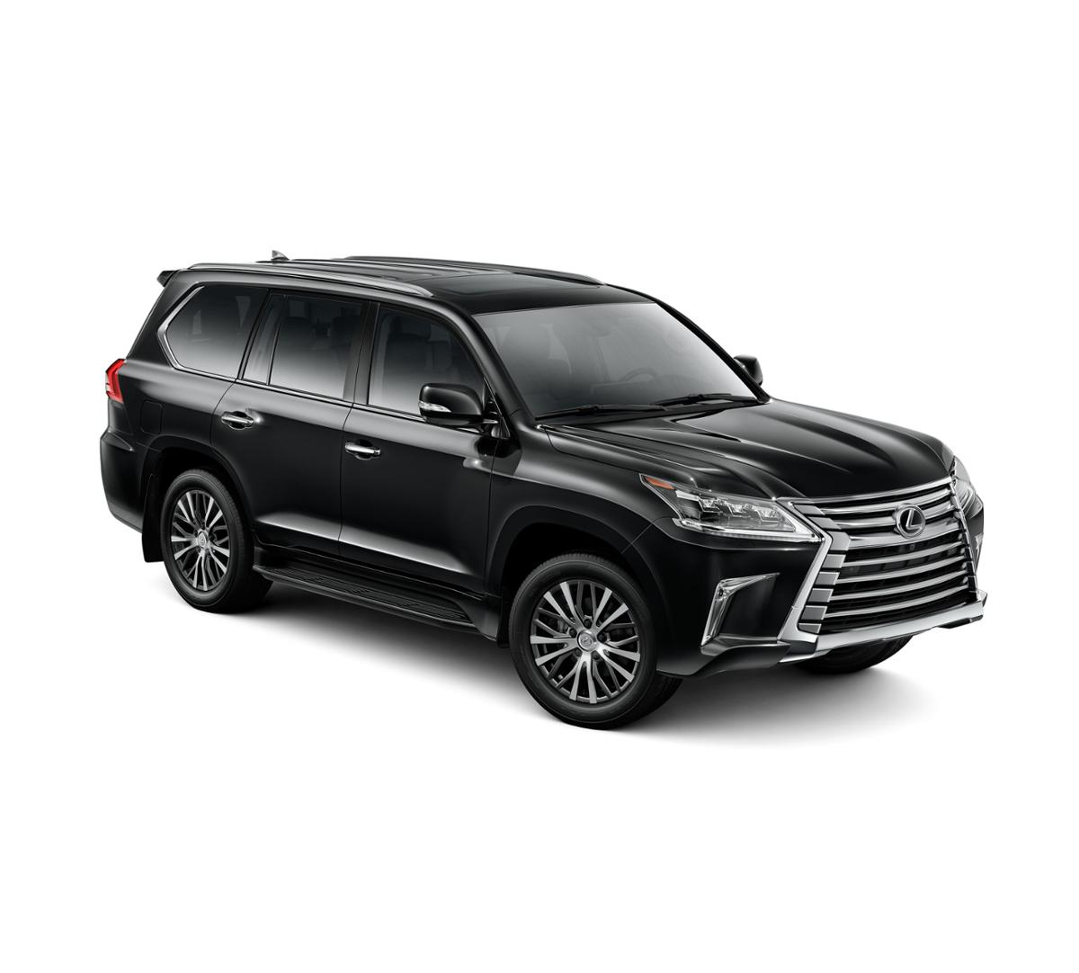 2019 Lexus LX 570 Vehicle Photo in Houston, TX 77546