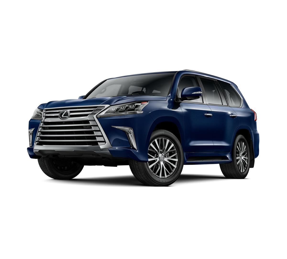 Lexus Sale: Towson Nightfall Mica 2019 Lexus LX 570: New Suv For Sale