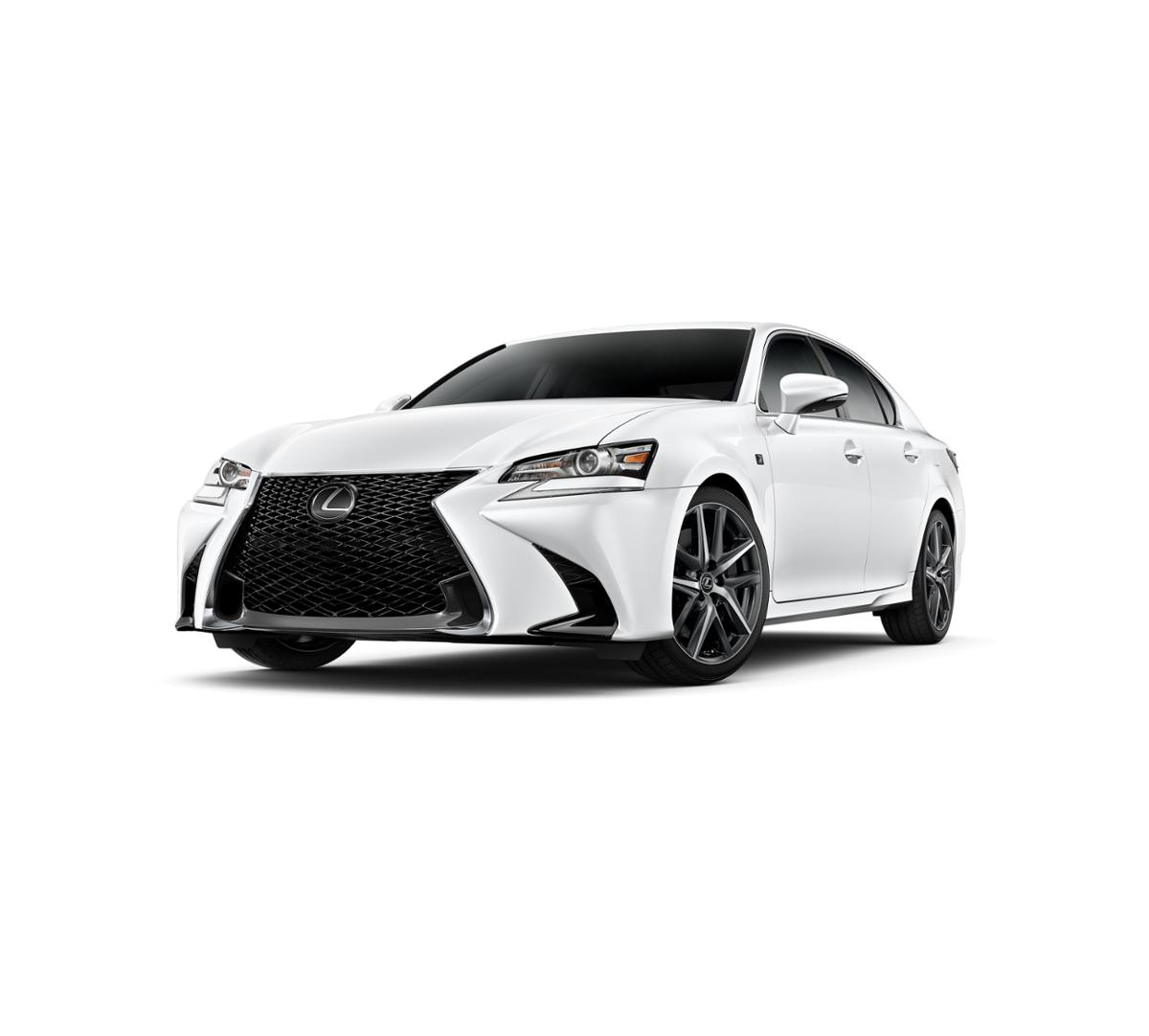 2019 Lexus GS 350 Vehicle Photo in Fort Worth, TX 76132