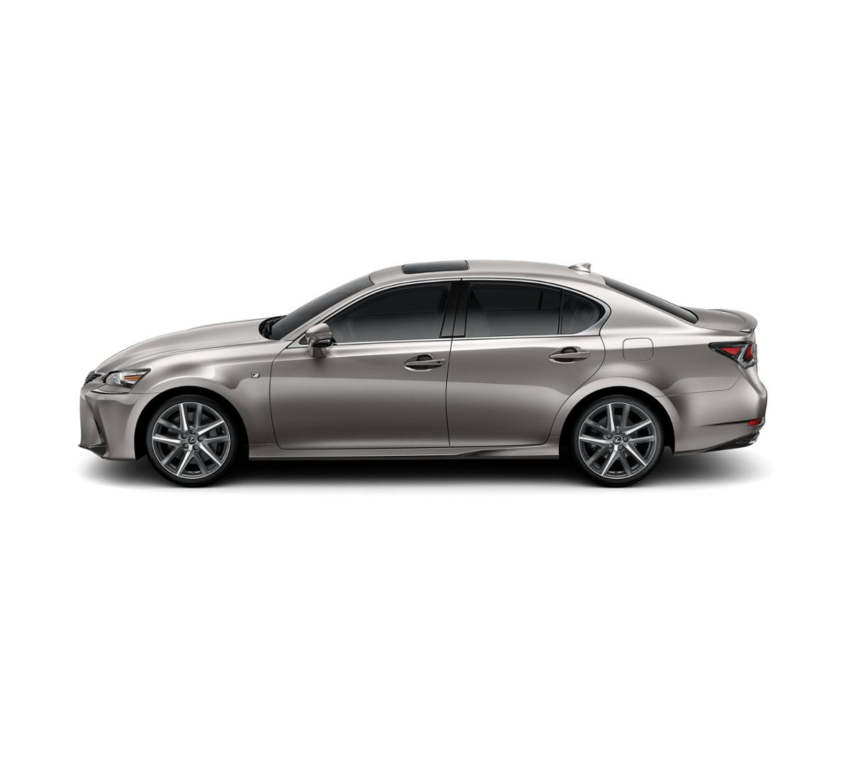 New Atomic Silver 2019 Lexus GS 350 F SPORT For Sale