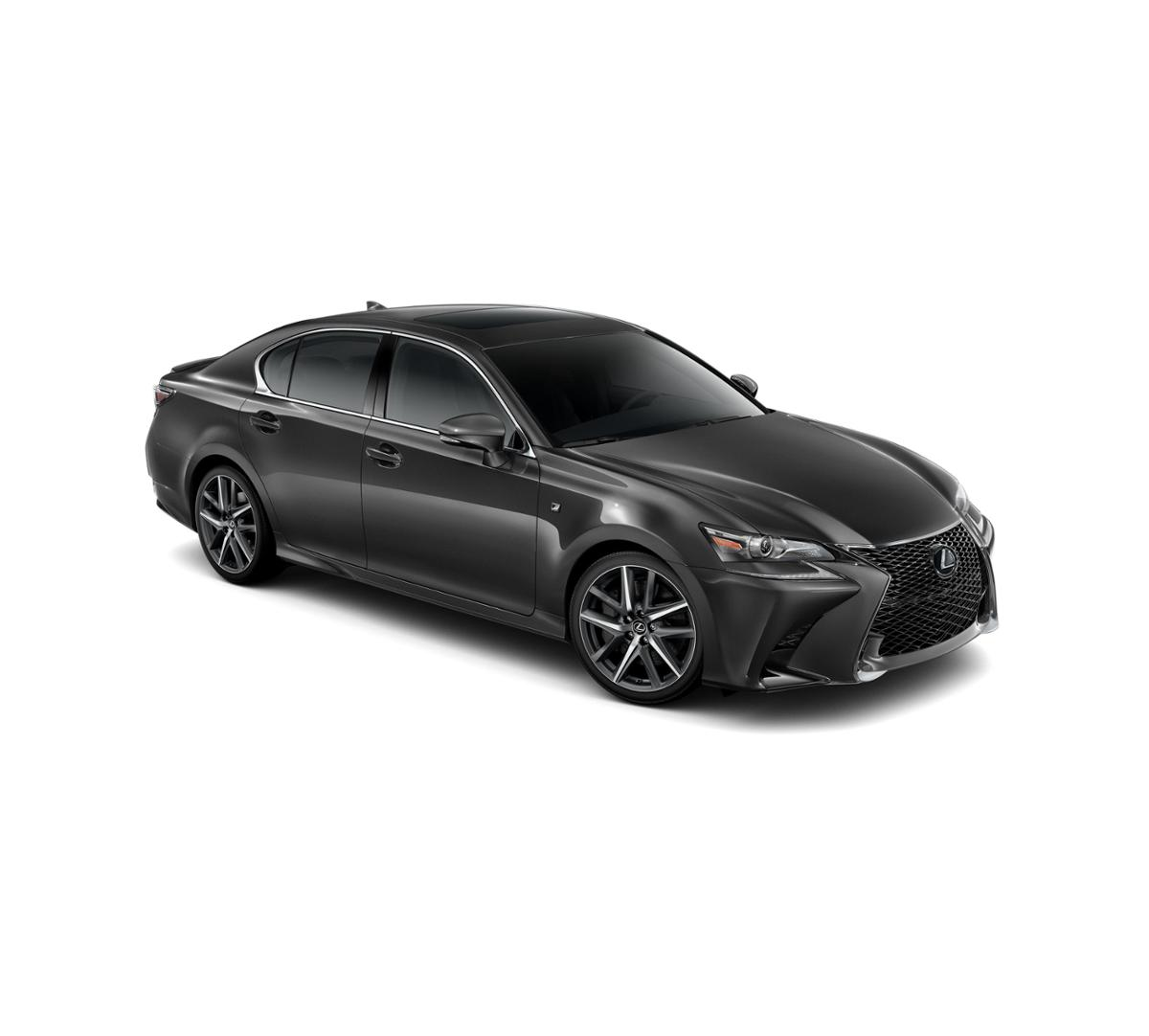 Lexus Gs Lease: New Smoky Granite Mica 2019 Lexus GS 350 F SPORT In West