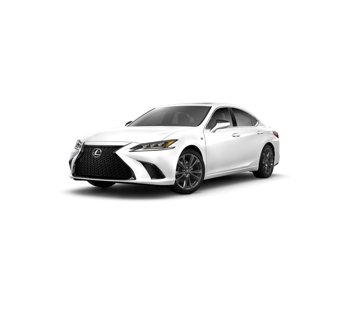 2019 Lexus ES 350 Vehicle Photo in White Plains, NY 10607