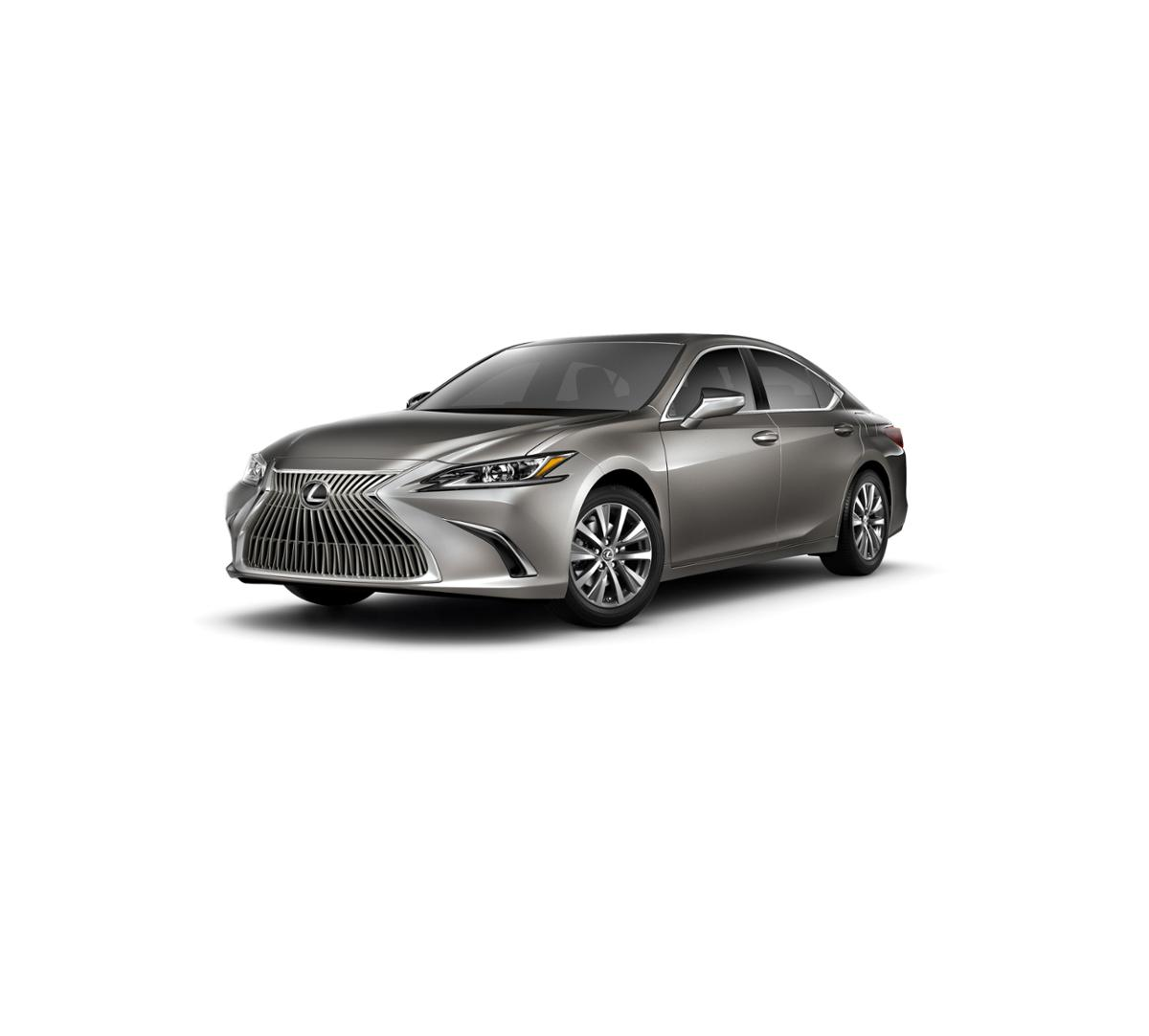 2019 Lexus ES 350 Vehicle Photo in Modesto, CA 95356
