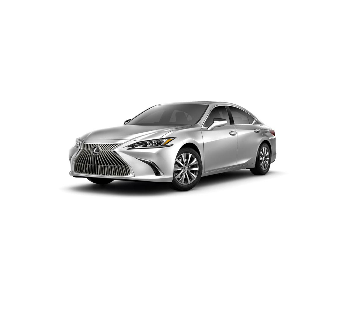 2019 Lexus ES 350 Vehicle Photo in Santa Monica, CA 90404