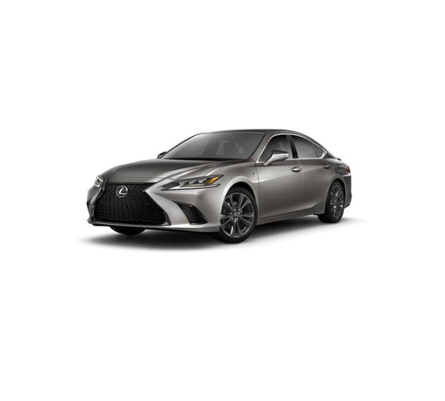New 2019 Lexus Es 350 F Sport