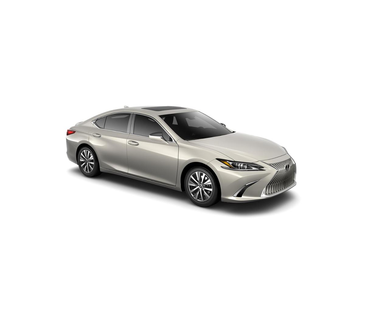 new 2019 moonbeam beige metallic lexus es 350 for sale in white plains ny w19102. Black Bedroom Furniture Sets. Home Design Ideas