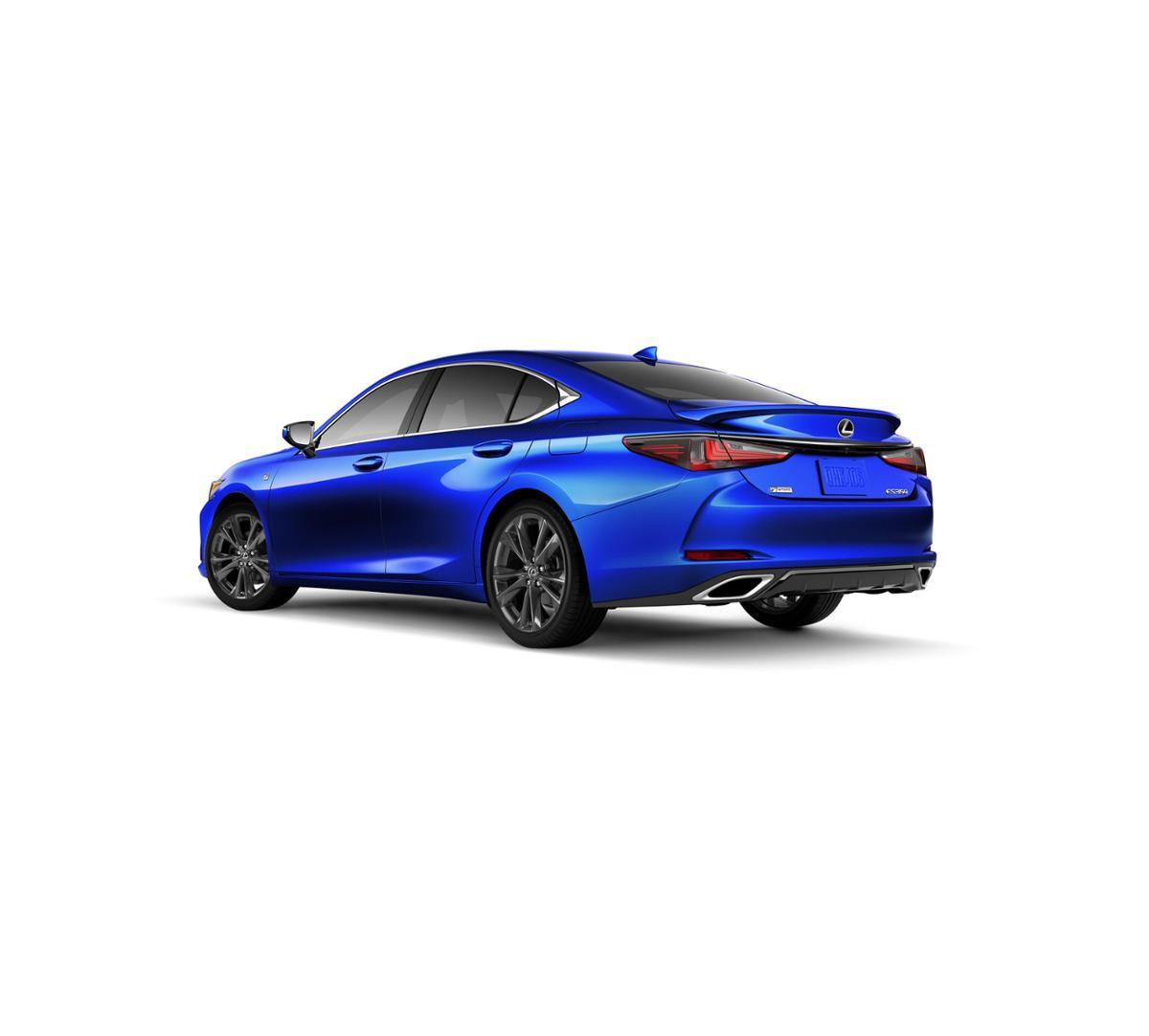 Audi Dealer Bay Area: New Ultrasonic Blue Mica 0[ULTRASONIC17] 2019 Lexus ES 350