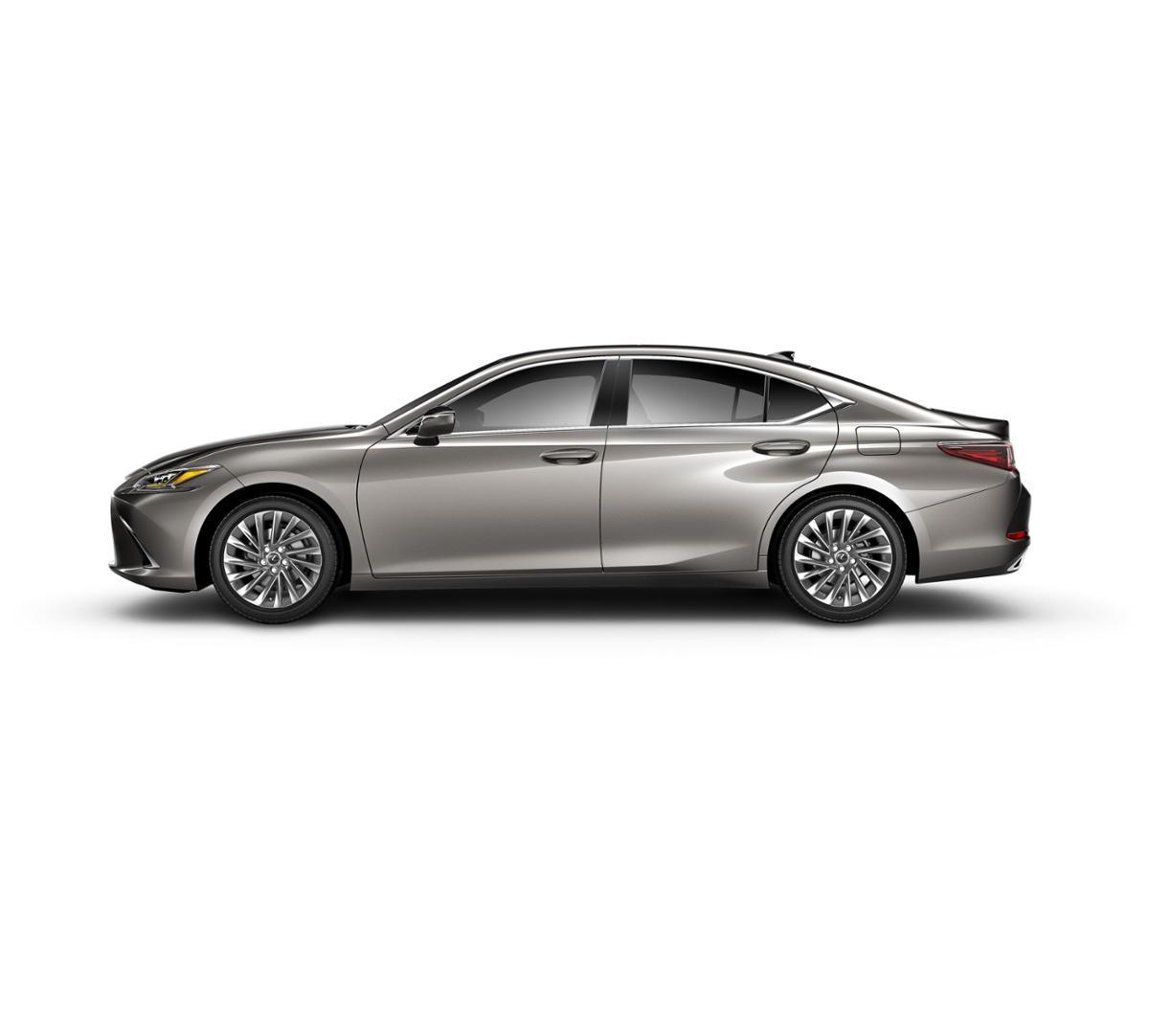 Henderson Atomic Silver 2019 Lexus ES 350: New Car For
