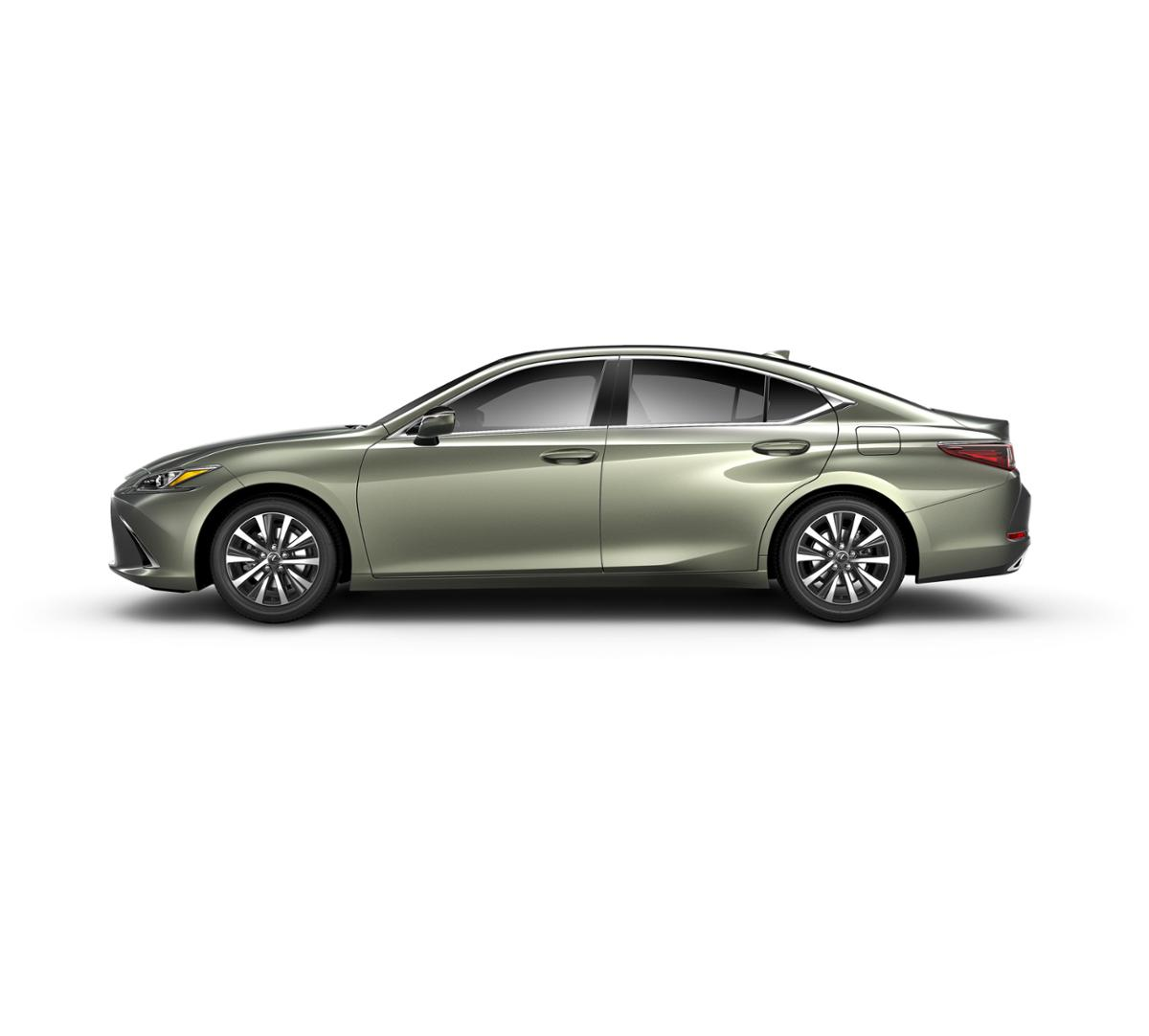 New Sunlit Green 2019 Lexus ES 350 In Tampa, FL