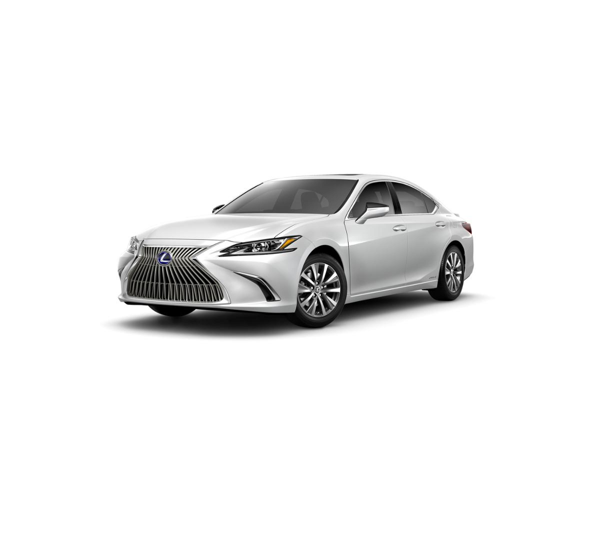 2019 Lexus ES 300h Vehicle Photo in Santa Monica, CA 90404